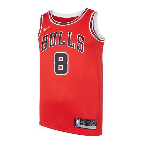 Nike Chicago Bulls Lavine Swingman Jersey @ Footlocker de Footlocker en 21 Buttons