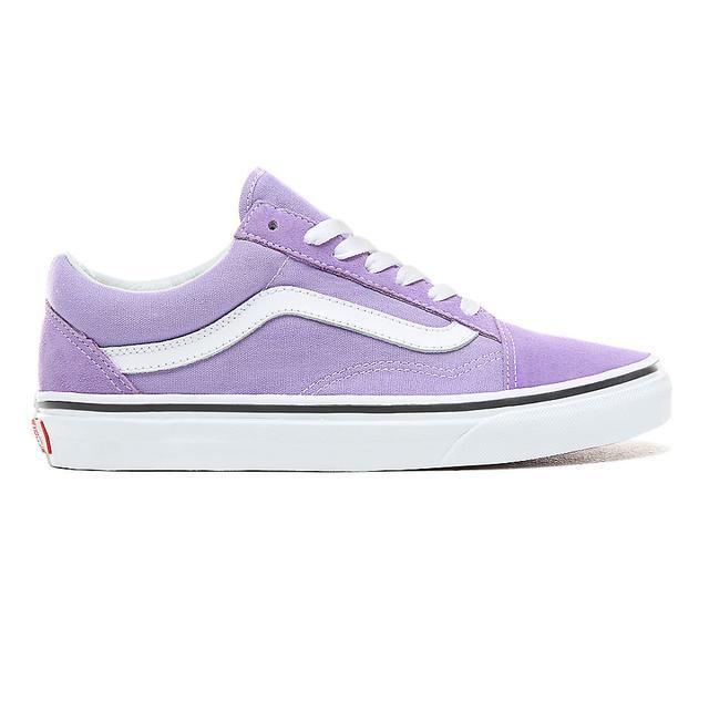 vans purple