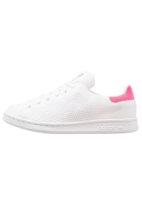 grand choix de 5deee b9432 Adidas Originals Stan Smith Pk Sneakers Basse Footwear White/ultra Pop from  Zalando on 21 Buttons