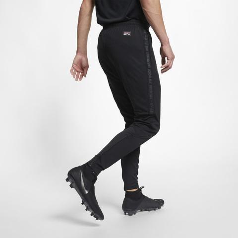 Paisaje Enriquecimiento herramienta  Nike F.c. Pantalón De Chándal De Fútbol - Hombre - Negro from Nike ...