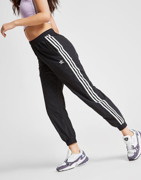 Honestidad imagen Respetuoso del medio ambiente  Adidas Originals 3-stripes Woven Track Pants - Black - Womens from Jd  Sports on 21 Buttons