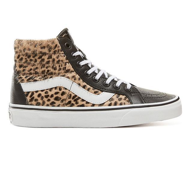 vans leopard uomo