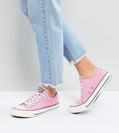converse all star chuck taylor rosa