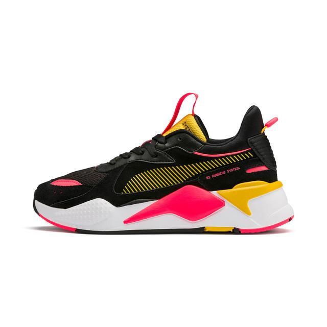 Chaussure Basket Platform Trace Reinvent Pour Femme, Noiror, Taille 35.5 Puma sur 21 Buttons