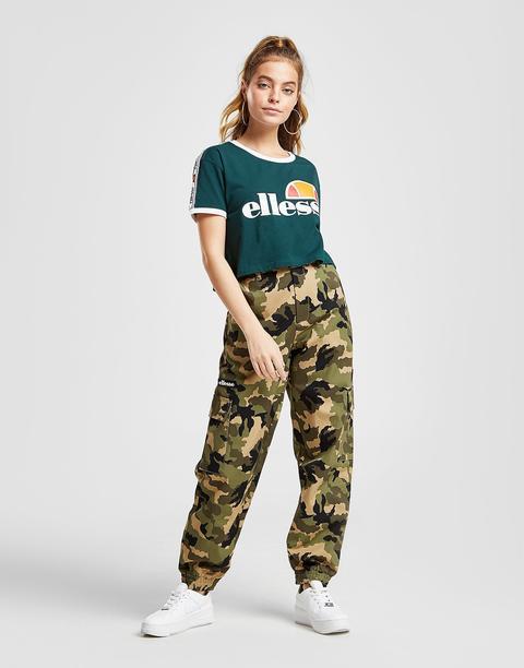kilpailukykyinen hinta 100% aito myymälä bestsellereitä Ellesse Cargo Pants from Jd Sports on 21 Buttons