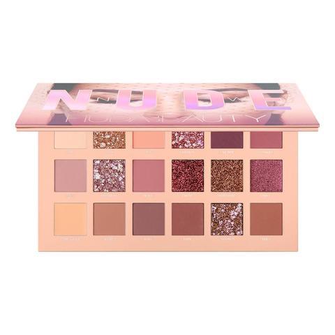 The New Nude Palette Paleta De Sombras De Ojos de Sephora en 21 Buttons