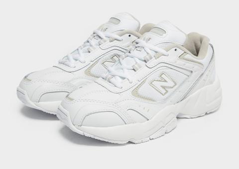 new balance 452 blanche et noir