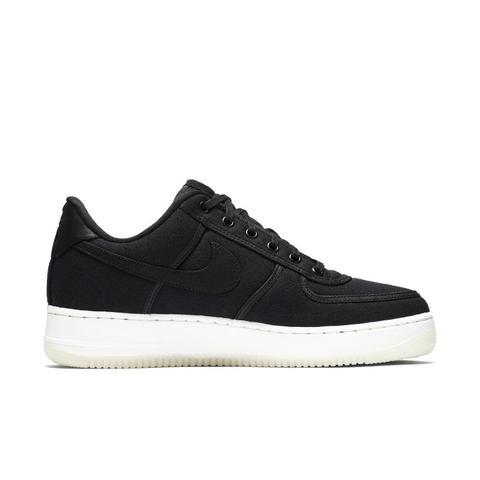acheter en ligne c742e aaf22 Chaussure Nike Air Force 1 Low Retro Qs Pour Homme - Noir from Nike on 21  Buttons