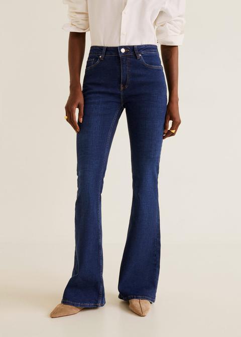 Jeans Flare Acampanados