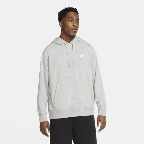 Nike Sportswear Club Sudadera Con Capucha - Hombre - Gris