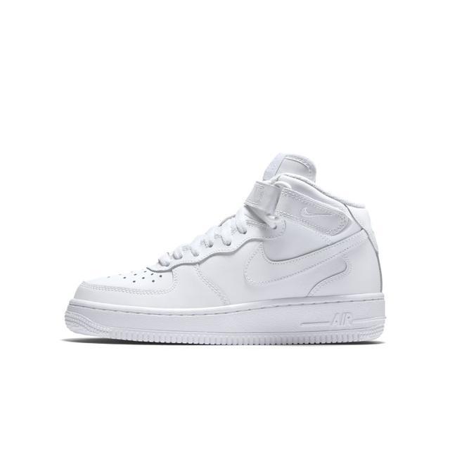 Nike Air Force 1 Mid bianco