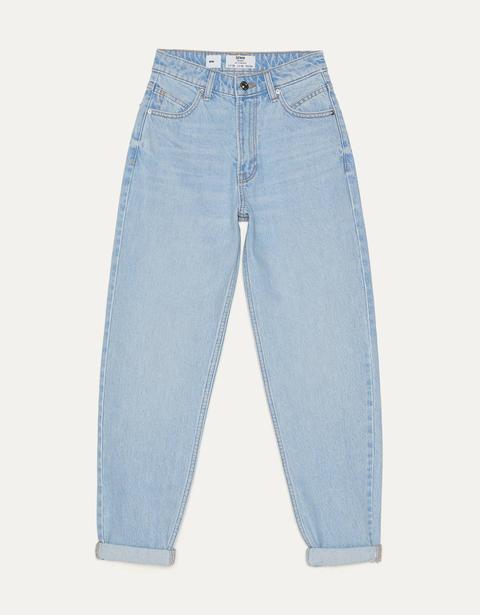 Jeans Mom High Waist