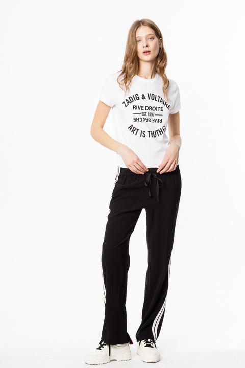 Camiseta Walk Blason de Zadig & Voltaire en 21 Buttons