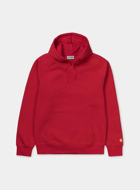 Hooded Chase Sweatshirt de Carhartt WIP en 21 Buttons