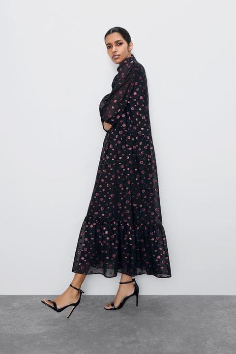 Vestido Midi Volumen
