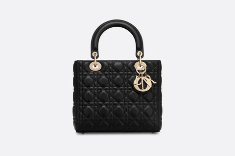 Bolso Mediano Lady Dior