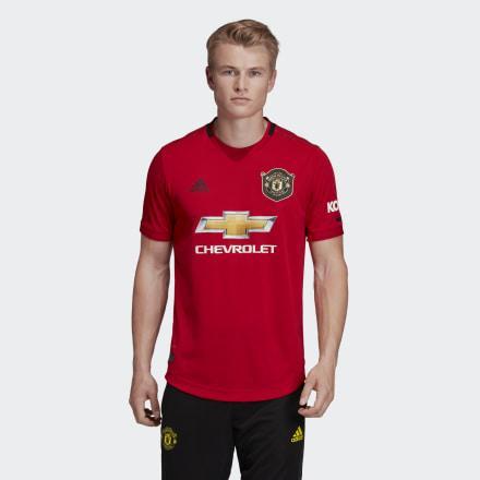 Camiseta Primera Equipación Manchester United de Adidas en 21 Buttons