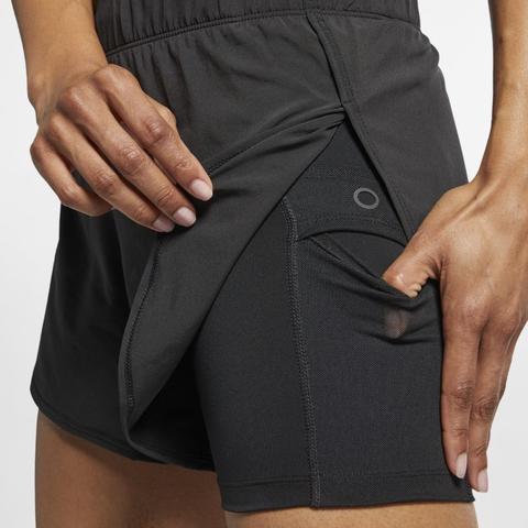 affordable price factory outlet best online Short De Training 2-en-1 Nike Flex Pour Femme - Noir from Nike on 21 Buttons
