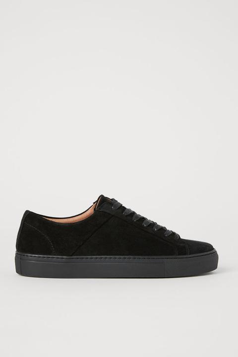 Zapatillas Deportivas - Negro