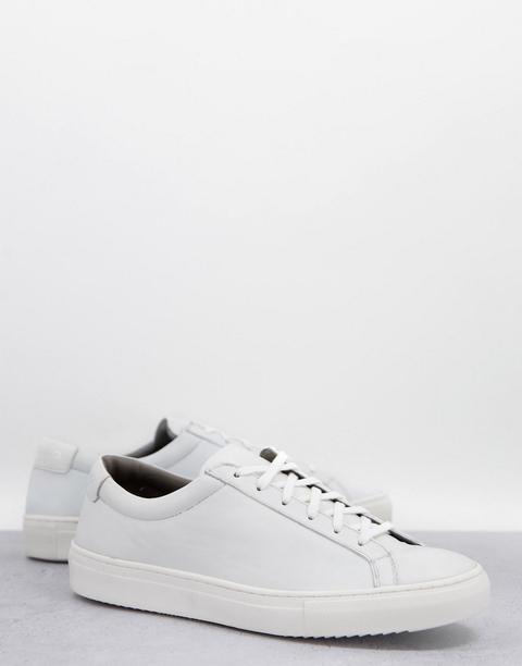 Bolongaro Trevor Leather Sneakers-white