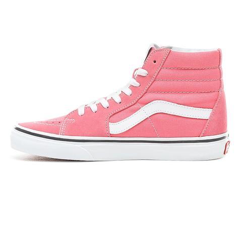 Vans Zapatillas Sk8-hi (strawberry Pink/true White) Mujer Rosa