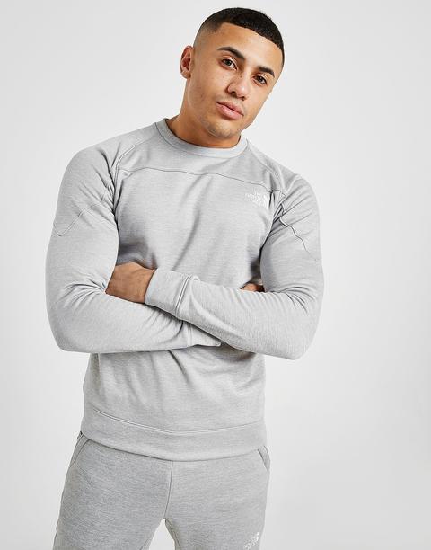 Mittelegi Crew Sweatshirt - Grey - Mens