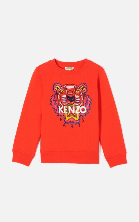 Tiger Sweatshirt de Kenzo en 21 Buttons