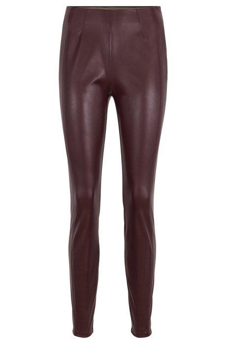 Leggings Skinny Fit Con Costuras Laterales Desplazadas de Hugo Boss en 21 Buttons