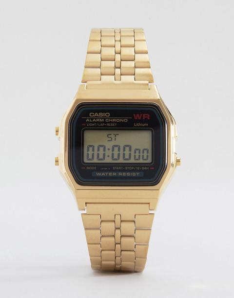 disponibilidad en el reino unido 0f13a 33864 Casio - Reloj De Hombre De Collection A159wgea-1ef Vintage ...