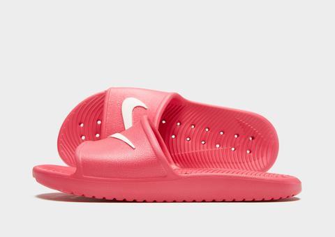 Nike Kawa Shower Slides Junior - Pink