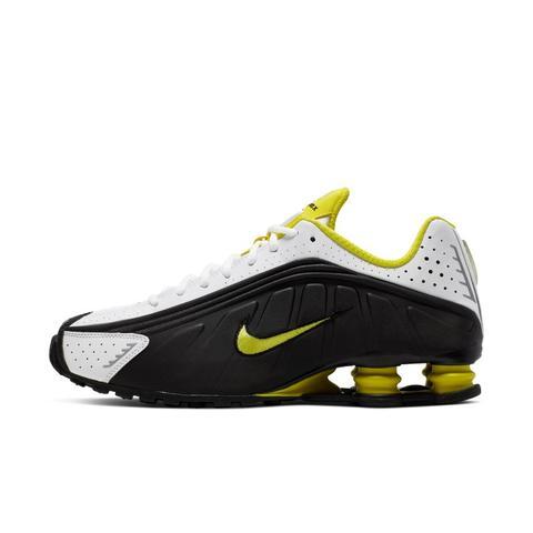 Nike Shox R4 Zapatillas - Hombre - Negro