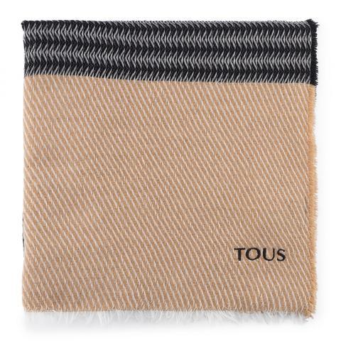 Foulard Salma En Color Gris-negro de Tous en 21 Buttons