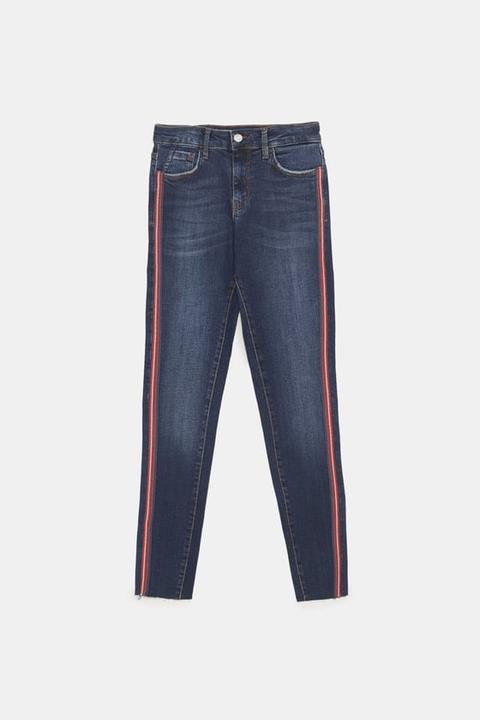 Jeans Z1975 Banda Lateral