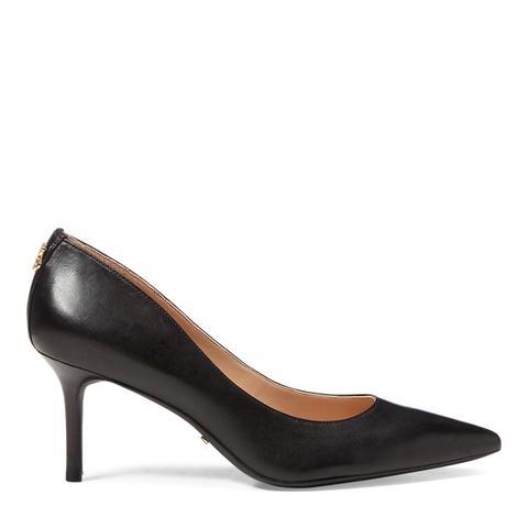 Zapato De Salón De Piel Lanette de Ralph Lauren en 21 Buttons