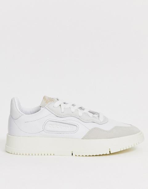 Zapatillas Blancas Sc Premiere De Adidas Originals de ASOS en 21 Buttons