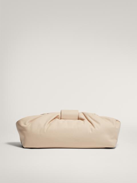 Bolso Pouch Piel Limited Edition de Massimo  Dutti en 21 Buttons