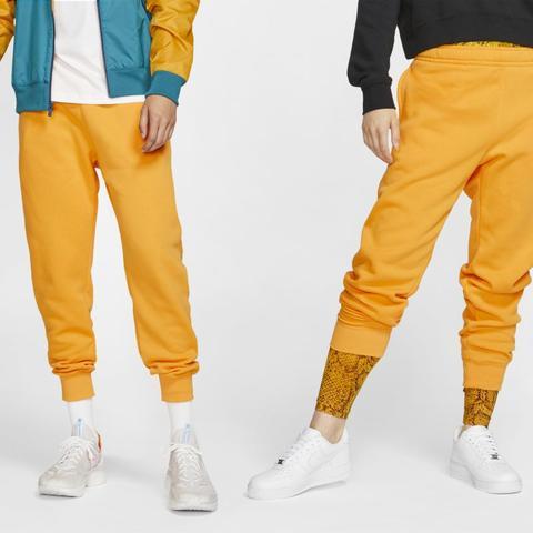 Pantalon De Jogging Nike Sportswear Club Fleece Jaune From Nike On 21 Buttons