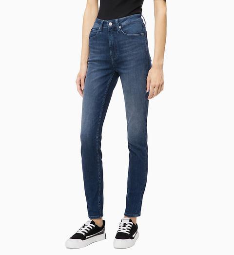 Ckj 010 High Rise Skinny Jeans de Calvin Klein en 21 Buttons