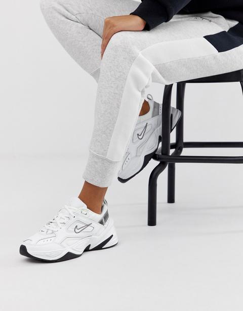 Nike - M2k Tekno - Sneakers Bianche - Bianco de ASOS en 21 Buttons