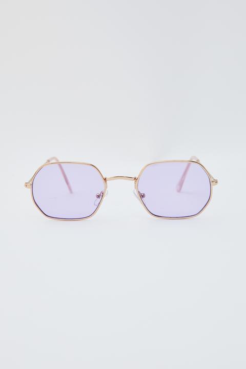 Gafas De Sol Montura Geométrica