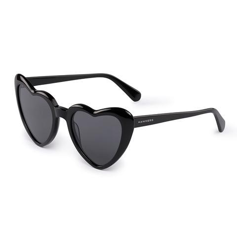 Gafas De Sol Hawkers Black Dark Cuore Con Lente Negra