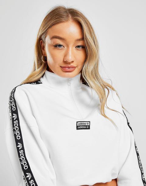 adidas 1/4 zip sweatshirt womens