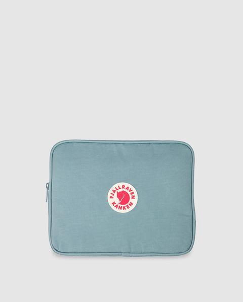 Fjällräven - Funda Para Tablet Unisex Kanken 23788 En Verde Pato Con Cremallera de El Corte Ingles en 21 Buttons