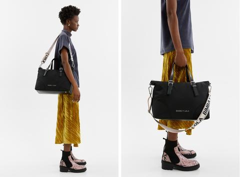 Bolso Shopper L Negro