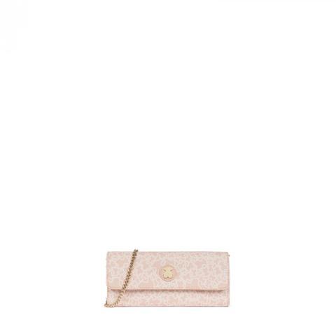 Billetero Grande Kaos Mini De Lona En Color Rosa de Tous en 21 Buttons