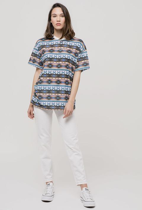 Camiseta Ethnic Blanco
