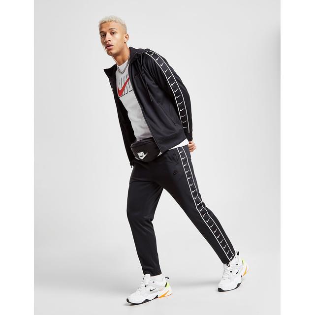 Nike Tape Track Pants - Black - Mens