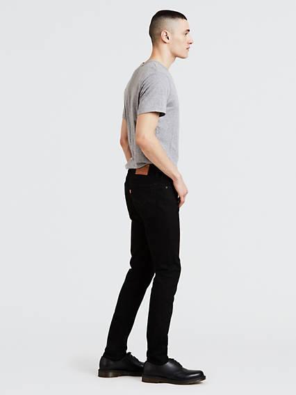 519™ Extreme Skinny Fit Jeans Flex Negro / Stylo