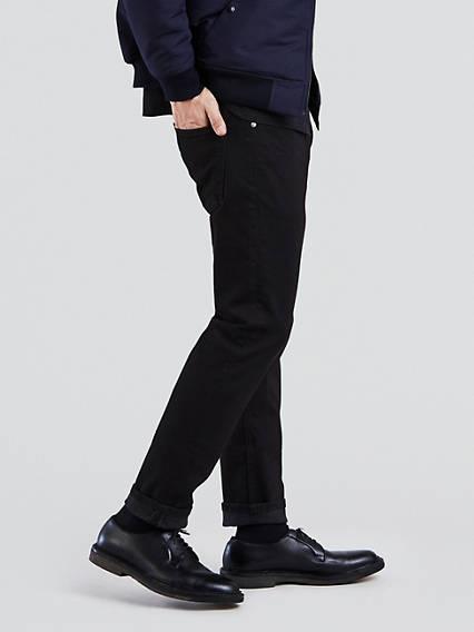 502™ Regular Taper Jeans Negro / Native Cali