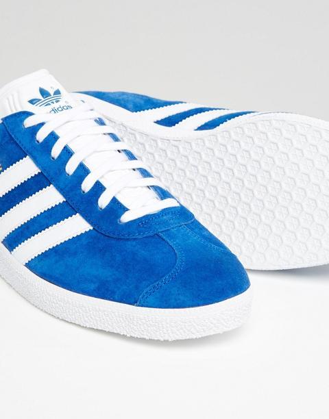 Adidas Originals - Gazelle - Sneakers Blu S76227 - Blu